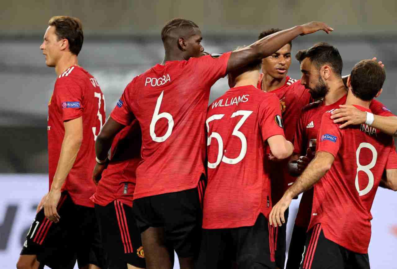 Siviglia-Manchester United, dove vederla (Getty Images)