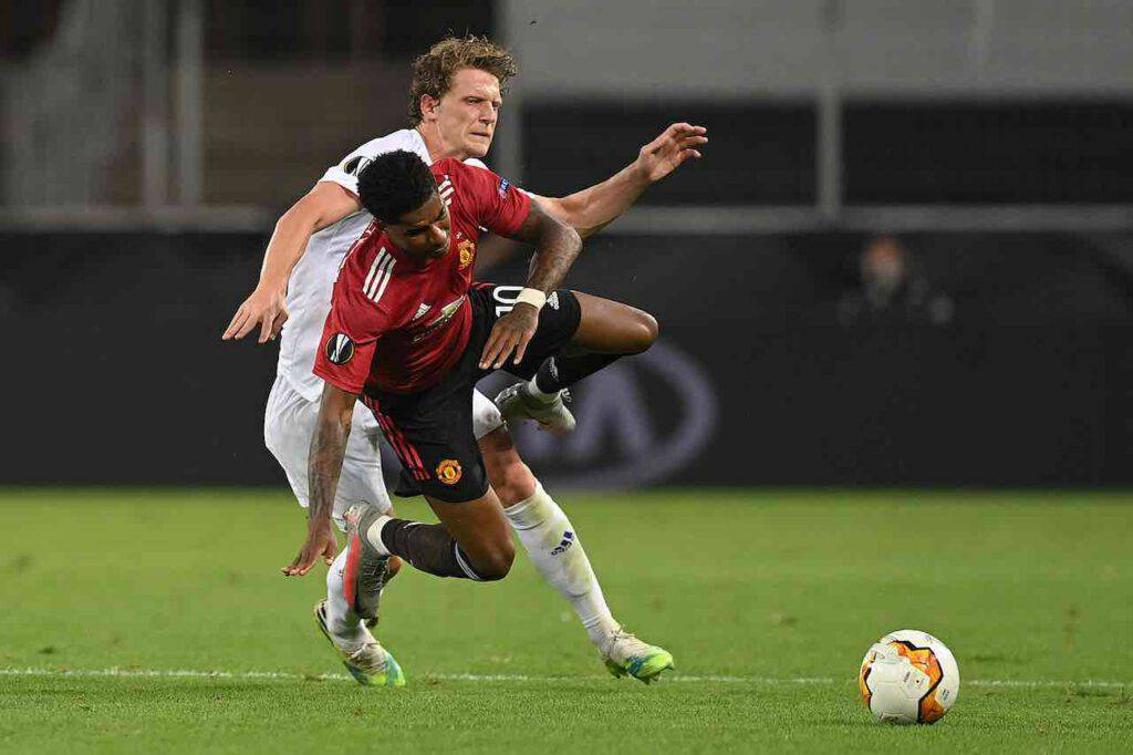 Manchester Utd-Copenaghen, sintesi del match (Getty Images)