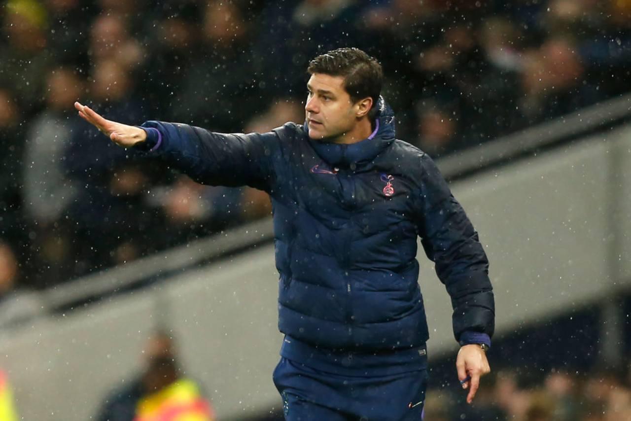 Mauricio Pochettino è attualmente svincolato. Se dovesse accettare il ruolo di nuovo allenatore, la Roma esonererà Paulo Fonseca (Getty Images)