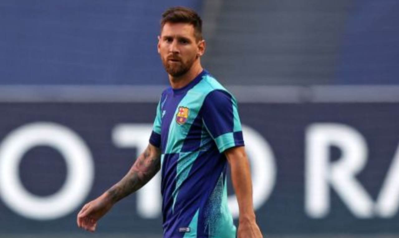 Messi, Manchester City in pole (Getty Images)