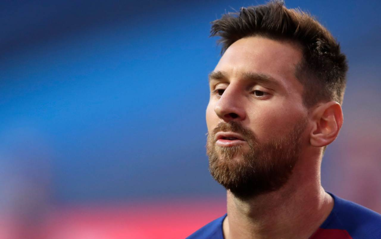 Messi, telefonata a Guardiola: i dettagli (Getty Images)