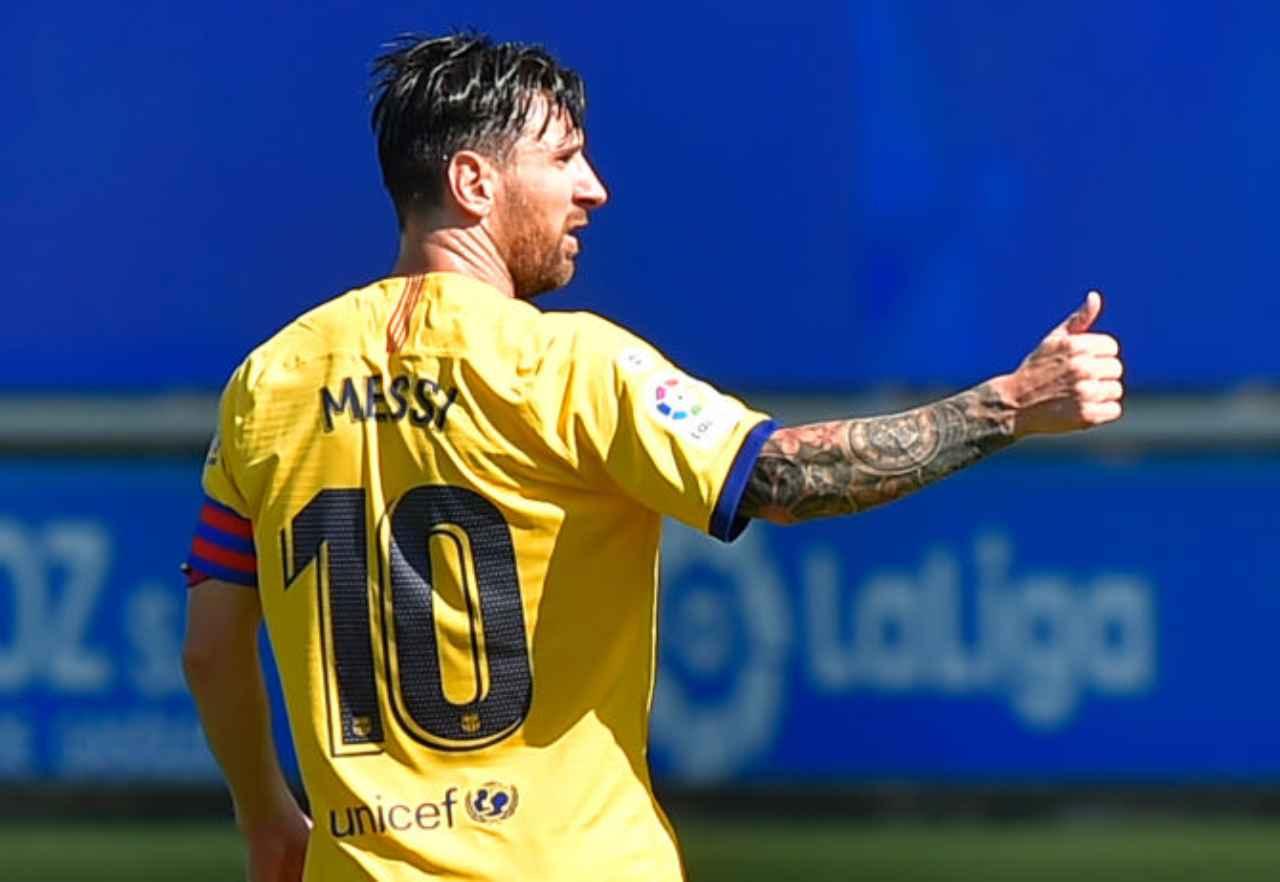 Messi-Inter, le chance per la chiusura dell'affare (Getty Images)