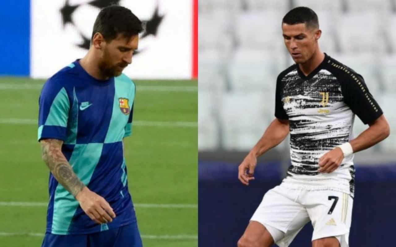 Cristiano Ronaldo e Messi, i numeri della super sfida (Getty Images)