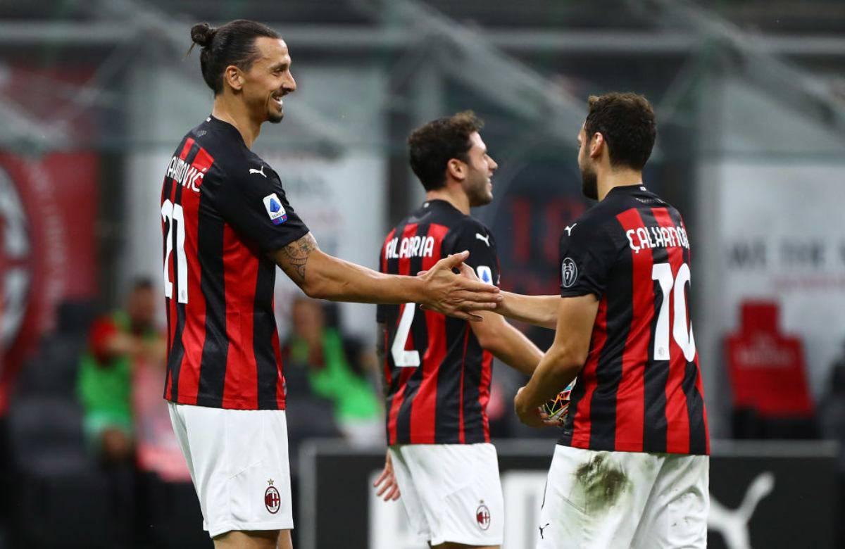 Milan Cagliari Highlights