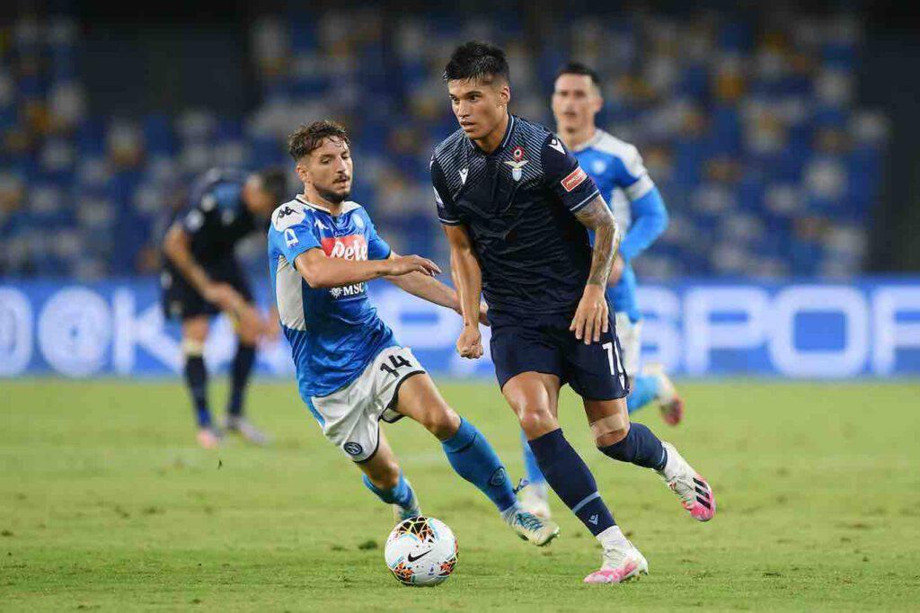 Napoli-Lazio gli highlights della sfida (Getty Images)