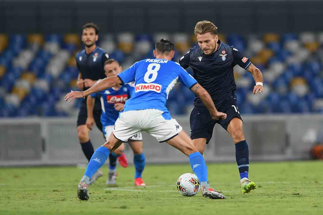 Lazio-Napoli, i precedenti dell'incontro (Getty Images)