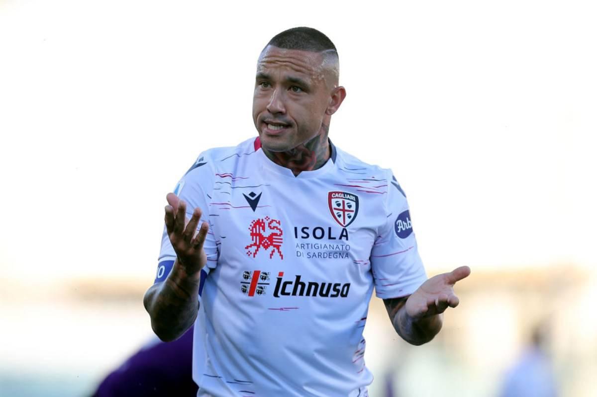 Nainggolan pensa al Cagliari: parla Giulini (Getty Images)