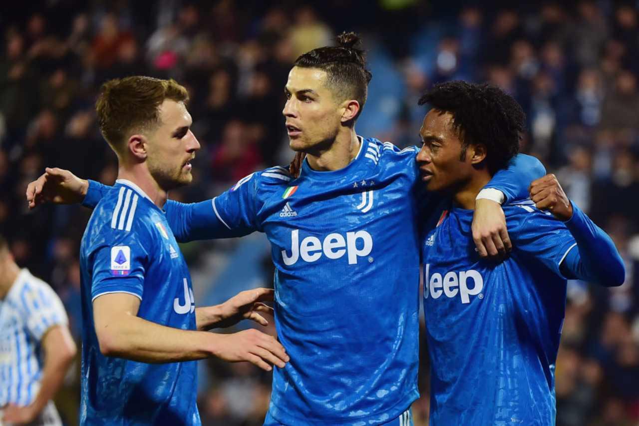 Ronaldo fuori dai convocati (Getty Images)