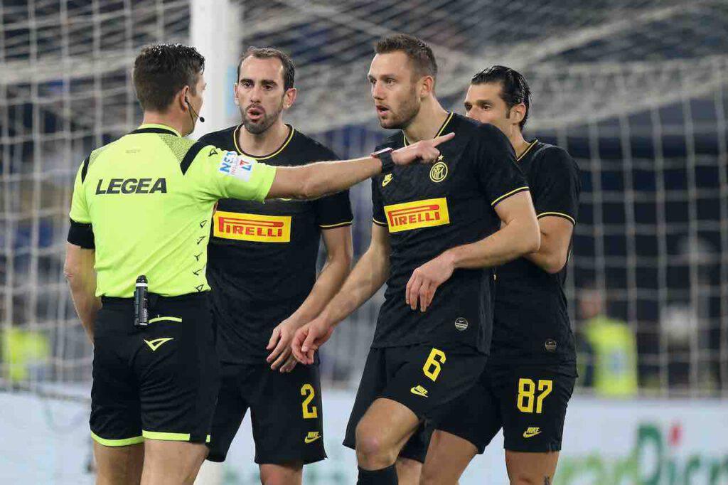 Rocchi chiude in Serie A con Juve-Roma (Getty Images)