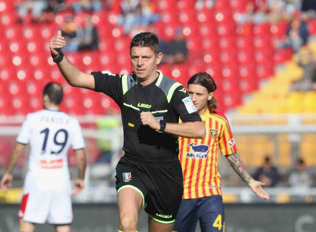 Rocchi, ultima partita in Serie A (Getty Images)