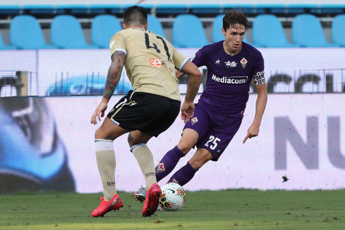 Spal Fiorentina Highlights