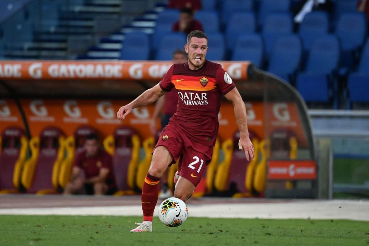 Se Allan dovesse lasciare il club azzurro, il Napoli è pronto a dare l'assalto a Jordan Veretout (Getty Images)