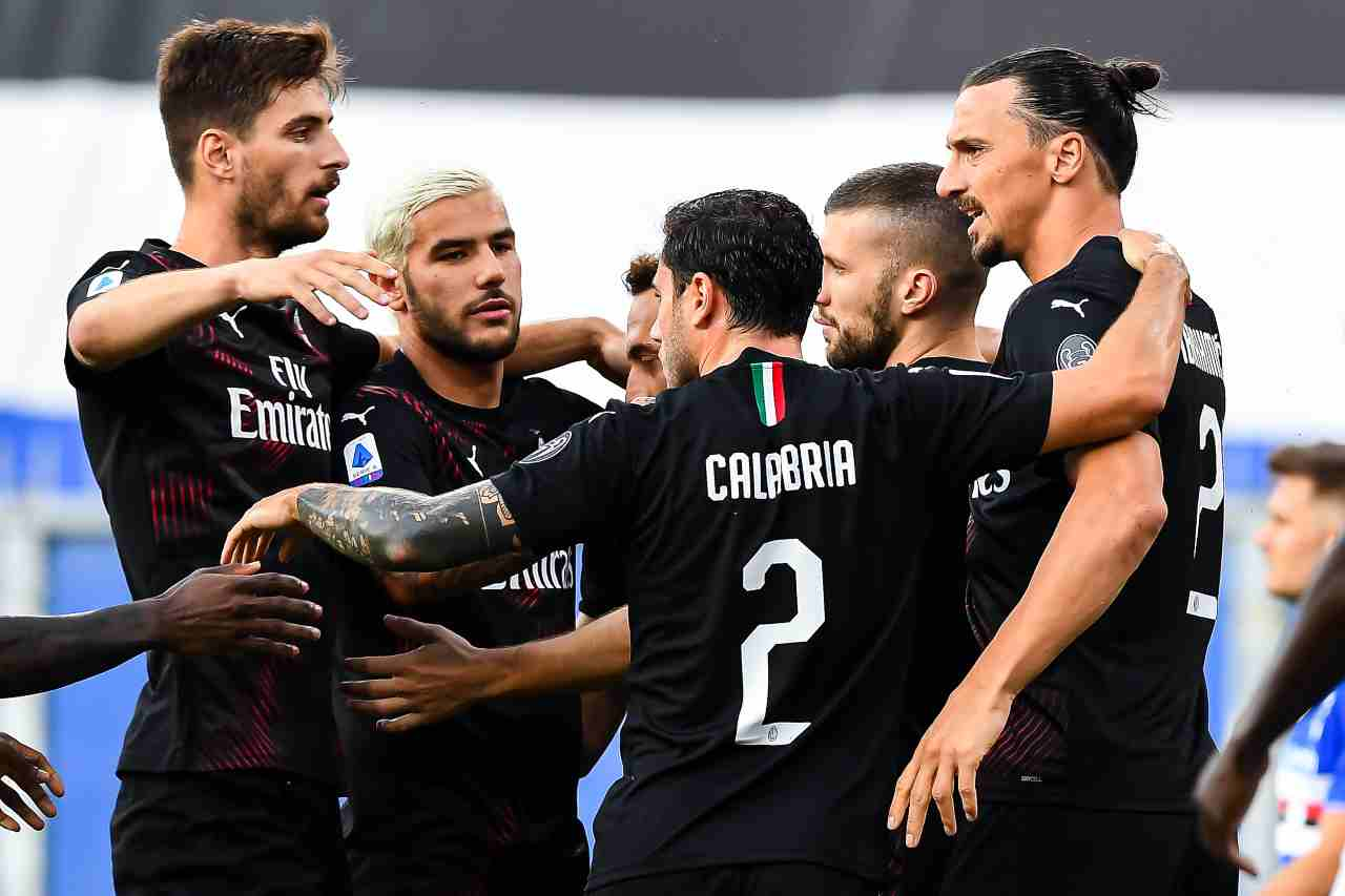 Milan, la squadra più giovane della Serie A: la classifica