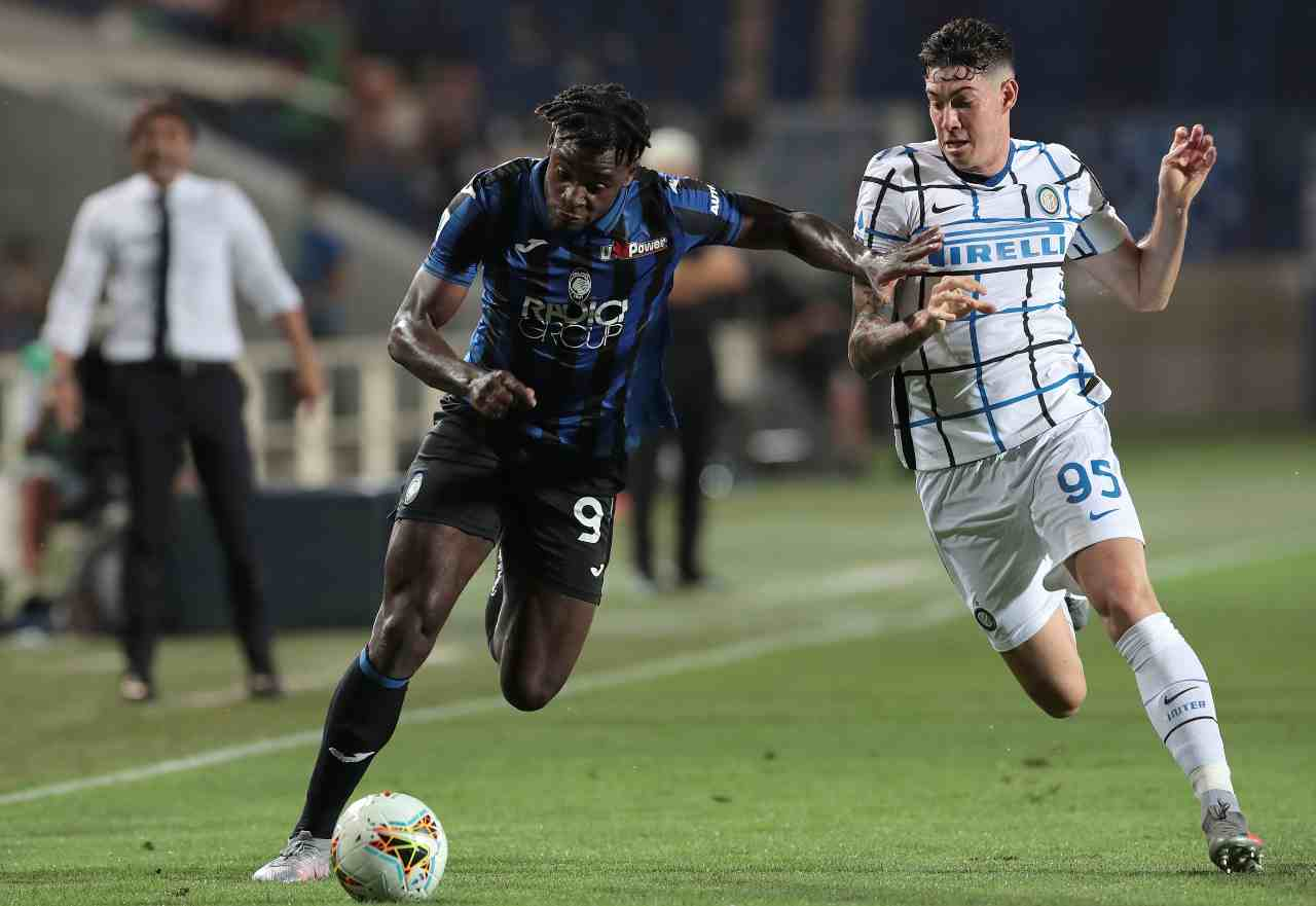 Serie A, la sintesi di Atalanta-Inter