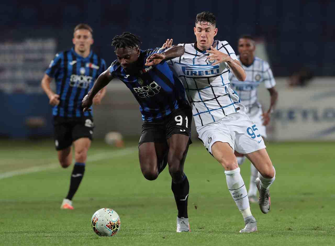 Serie A, highlights Atalanta-Inter: gol e sintesi partita