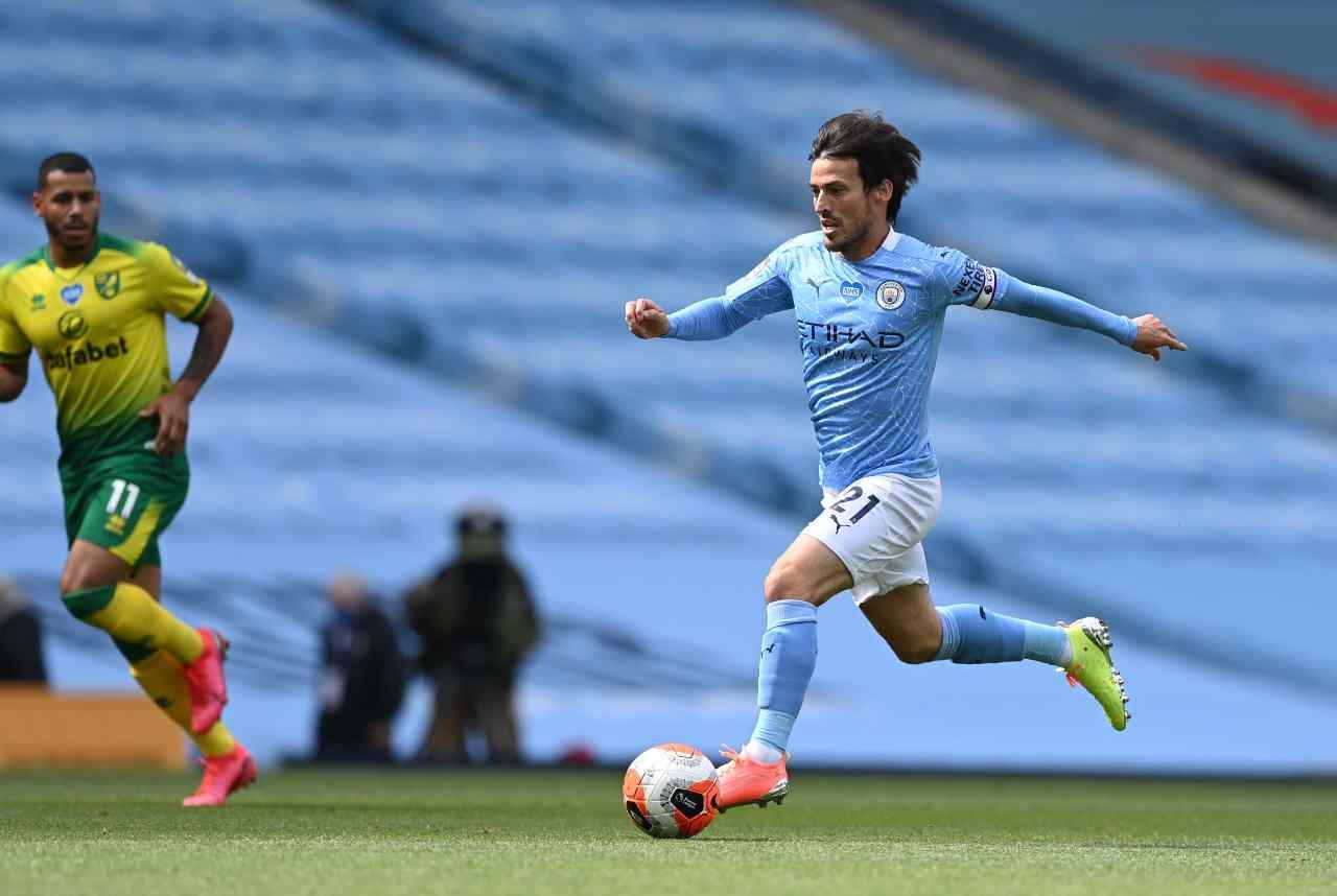 David Silva, un valore aggiunto per la Lazio