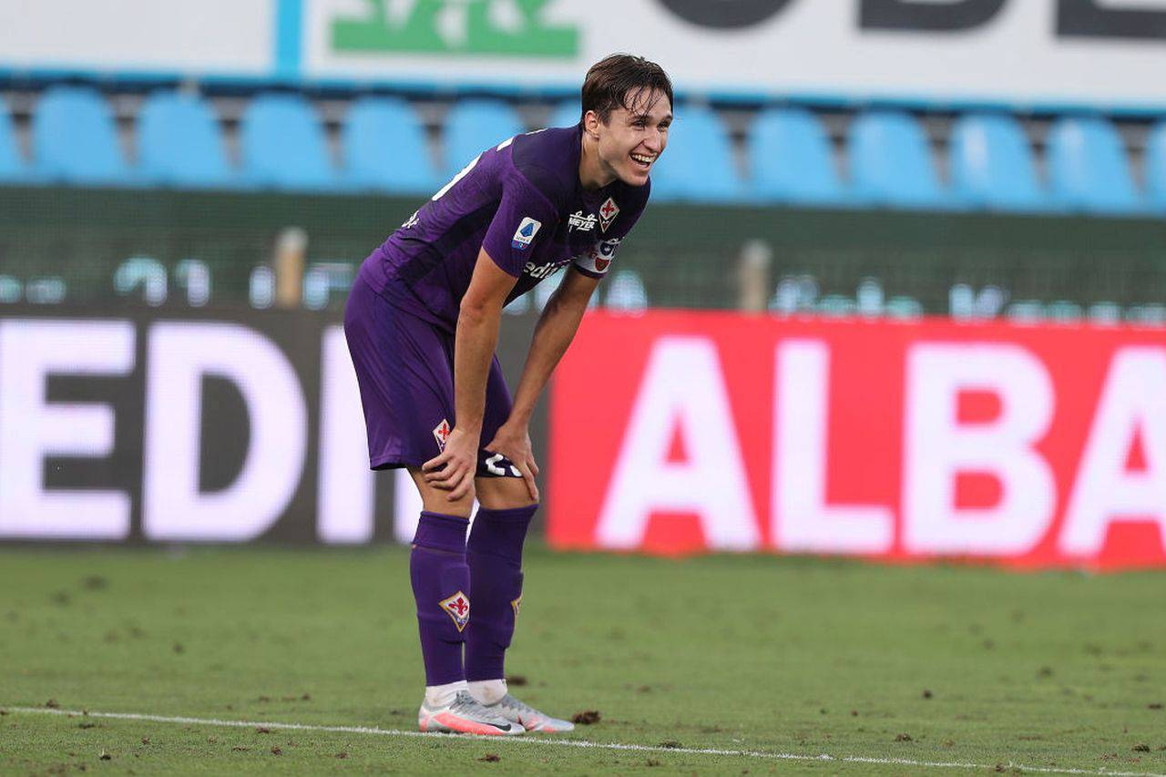 Chiesa, approdo al Milan possibile (Getty Images)