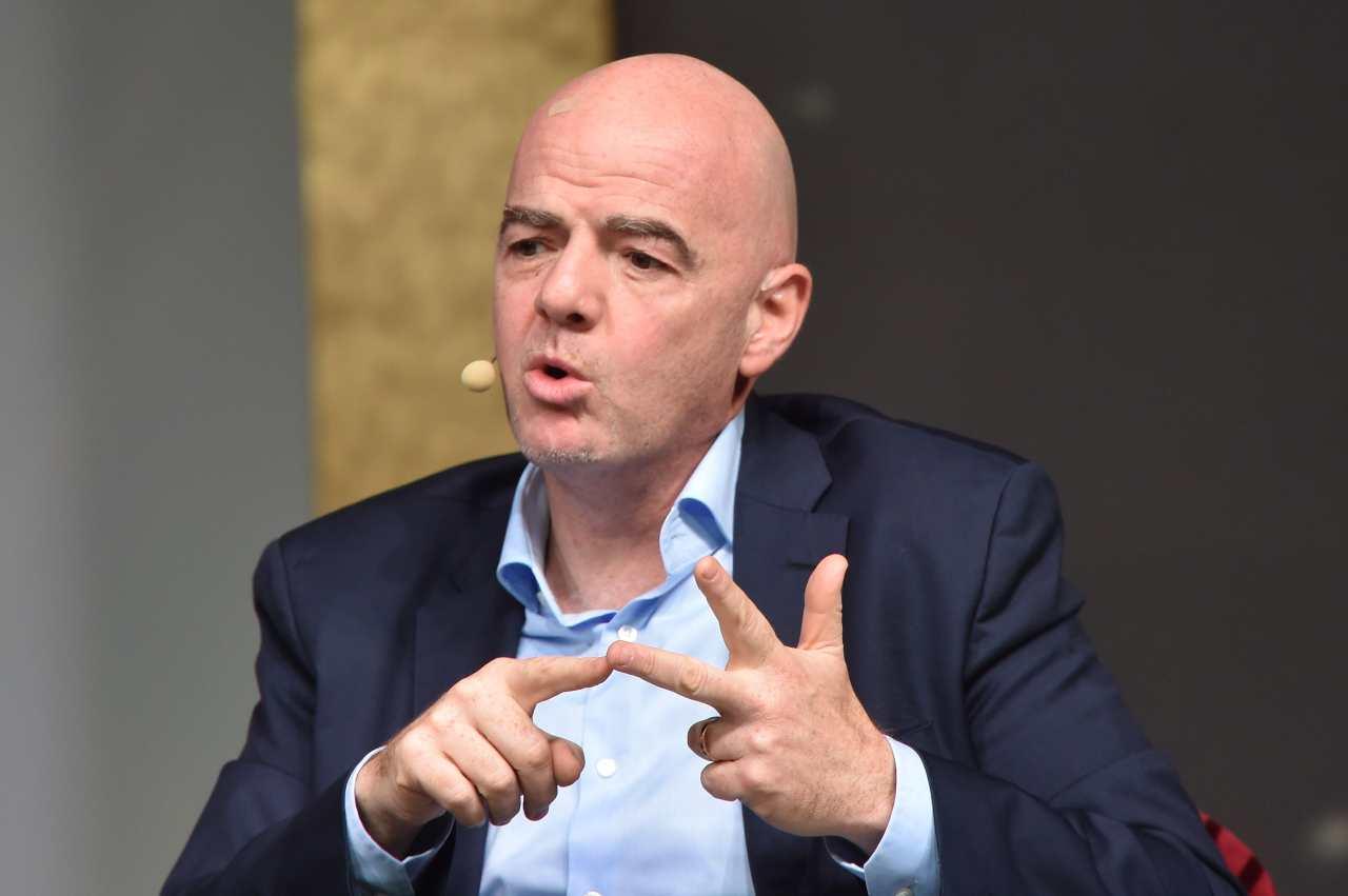 Infantino può restare in carica, la nota della FIFA
