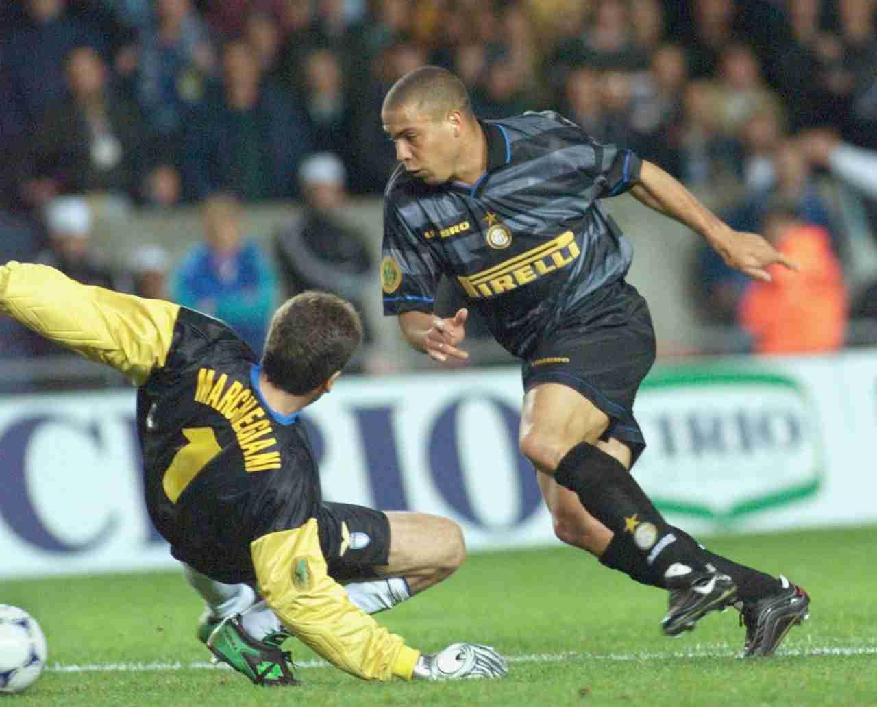 Le finali dell'Inter in Coppa Uefa