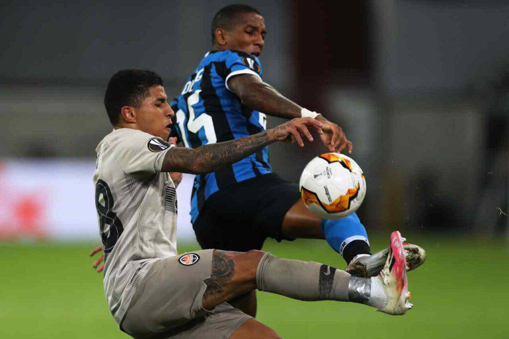 Inter-Shakhtar (Getty Images)