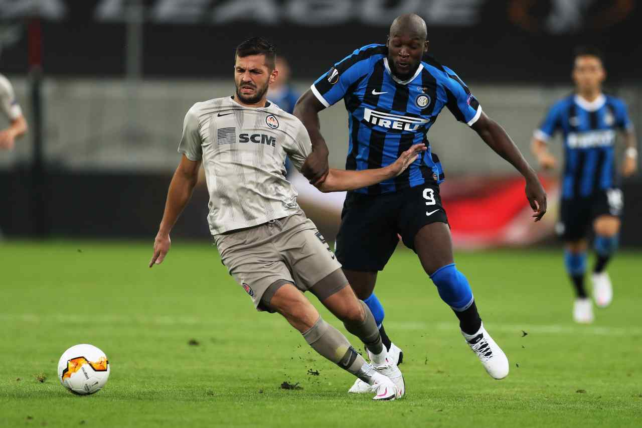 Shakhtar Donetsk-Inter, i precedenti (Getty Images)