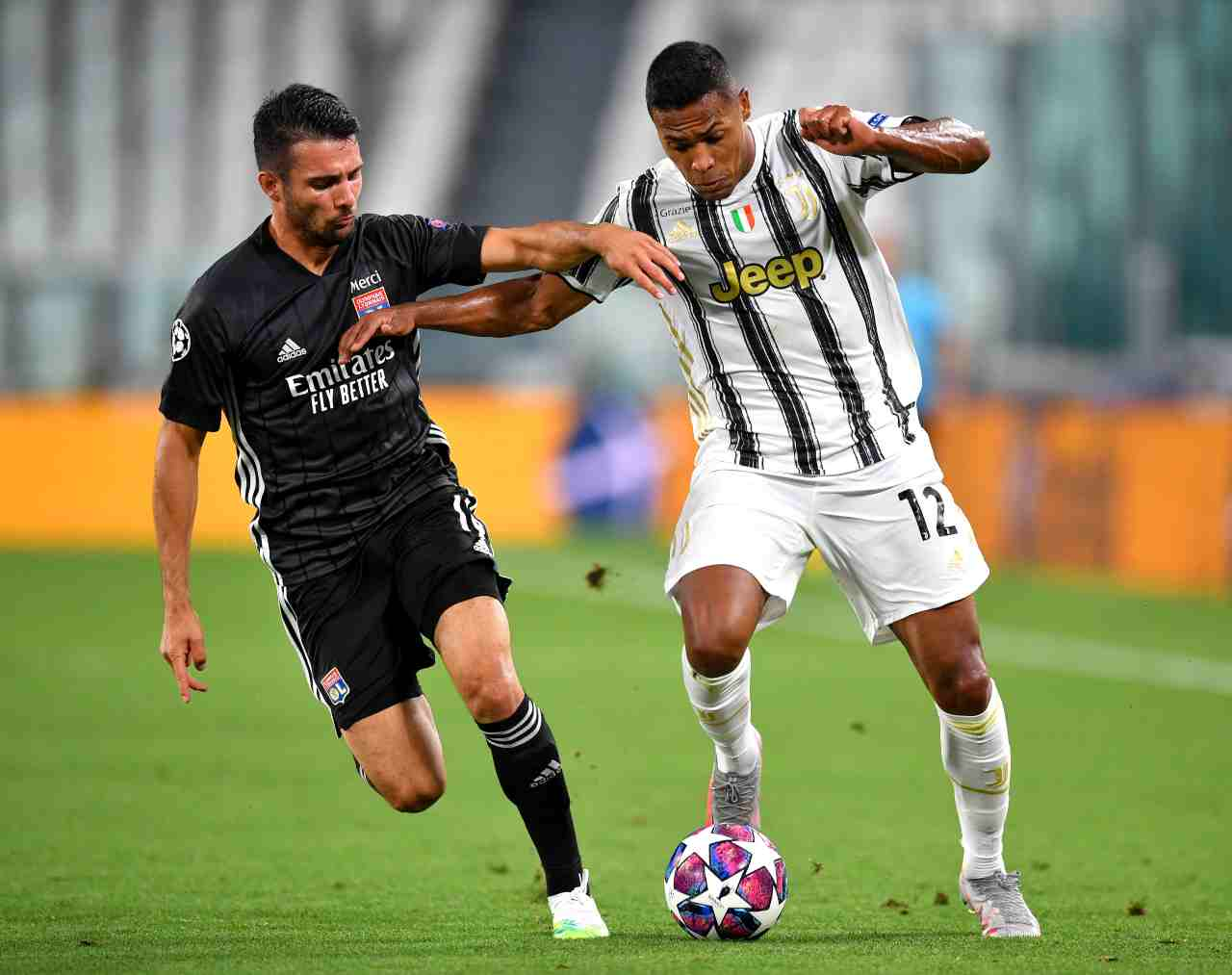 Champions League, la sintesi di Juventus-Lione