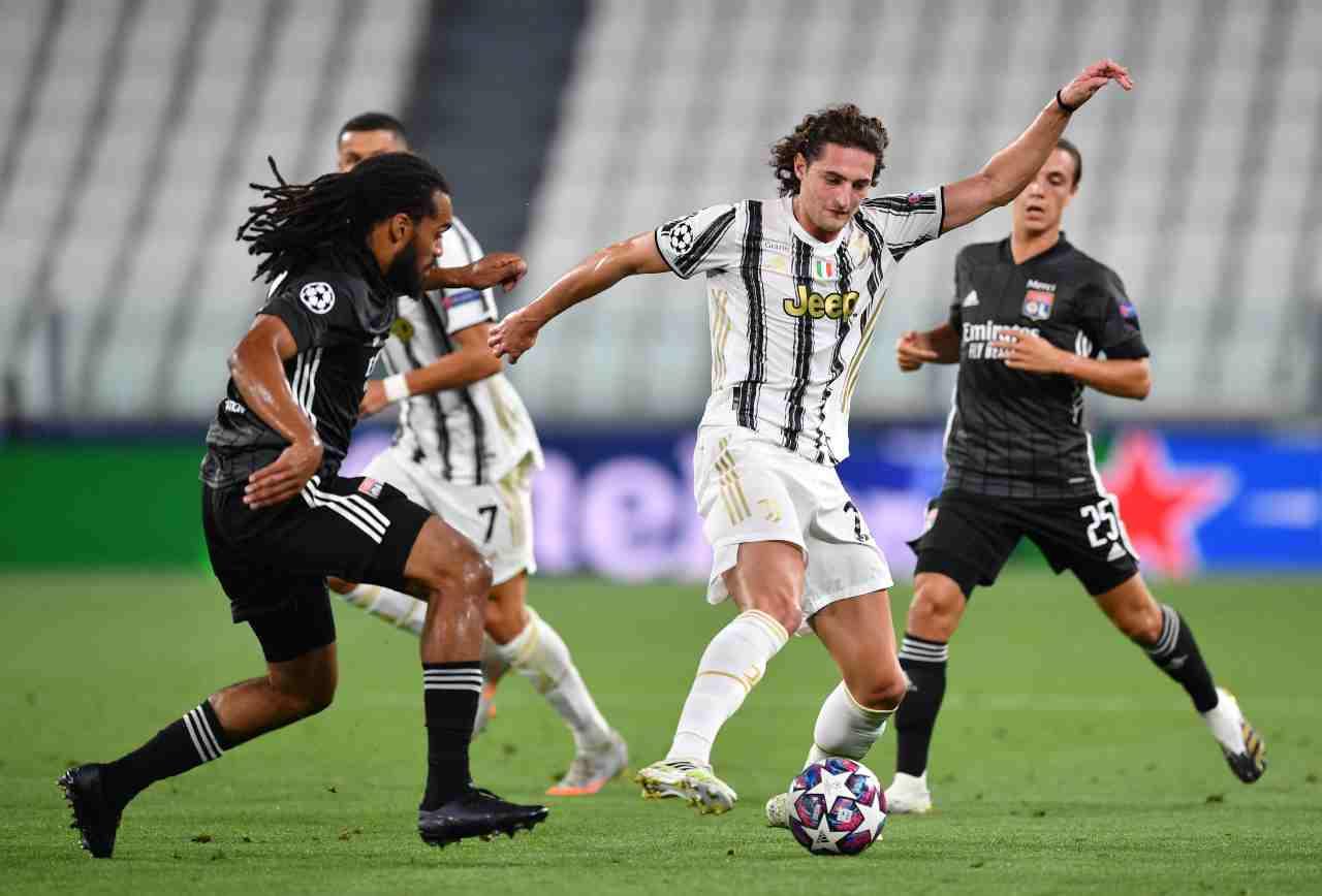 Champions League, highlights Juventus-Lione: gol e sintesi - Video