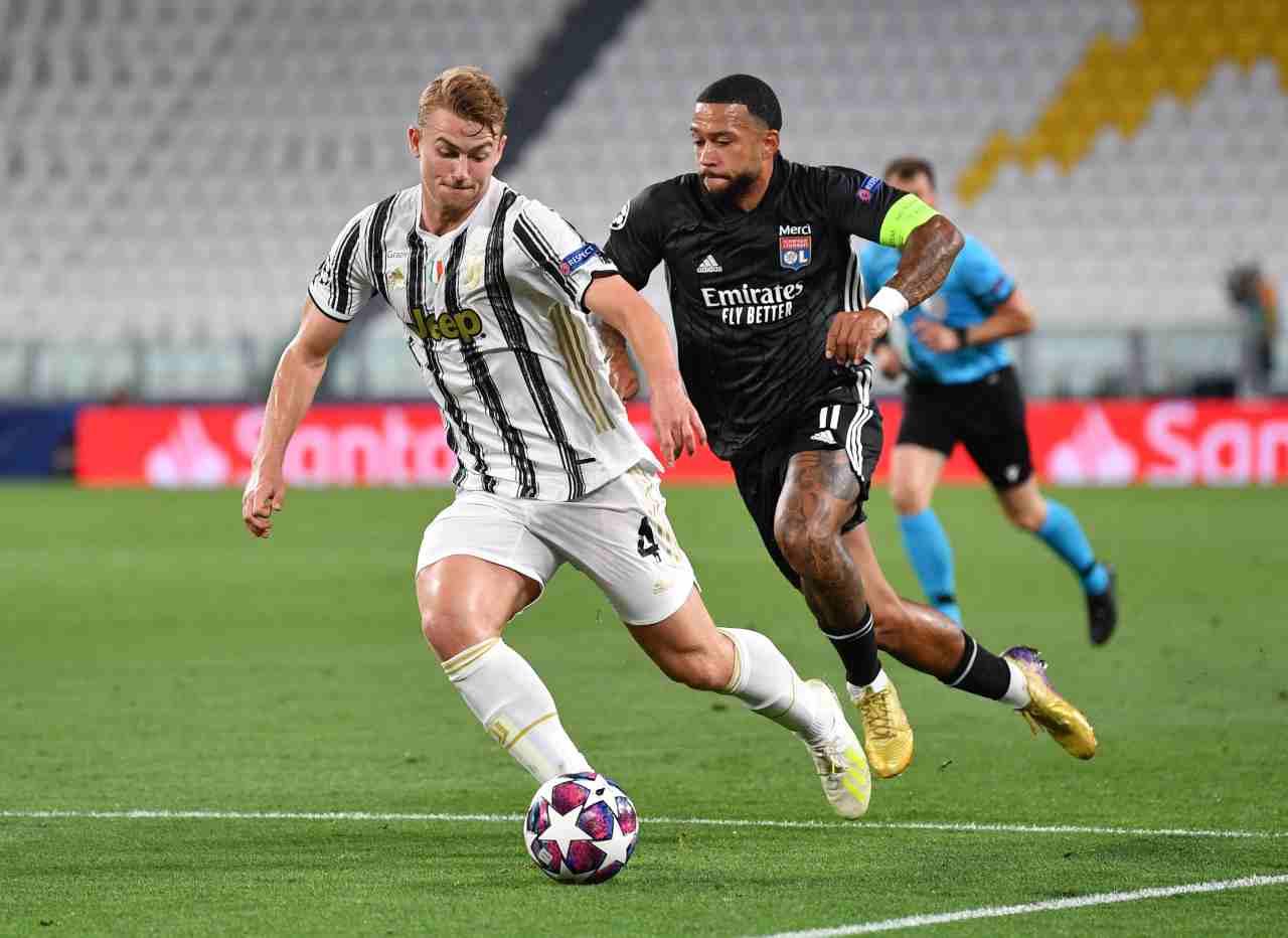 Juventus, i mancati ricavi dalla Champions e le plusvalenze record