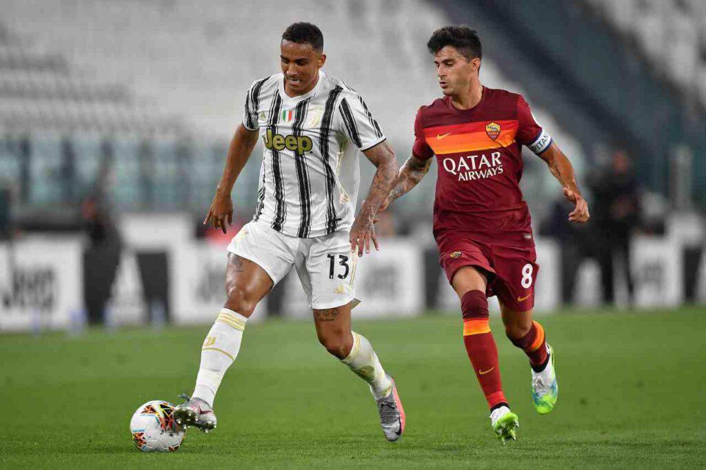 Juve-Roma, Sarri nel post gara (Getty Images)