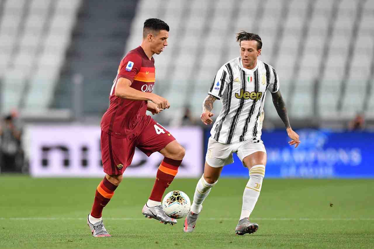 Serie A, la sintesi di Juventus-Roma