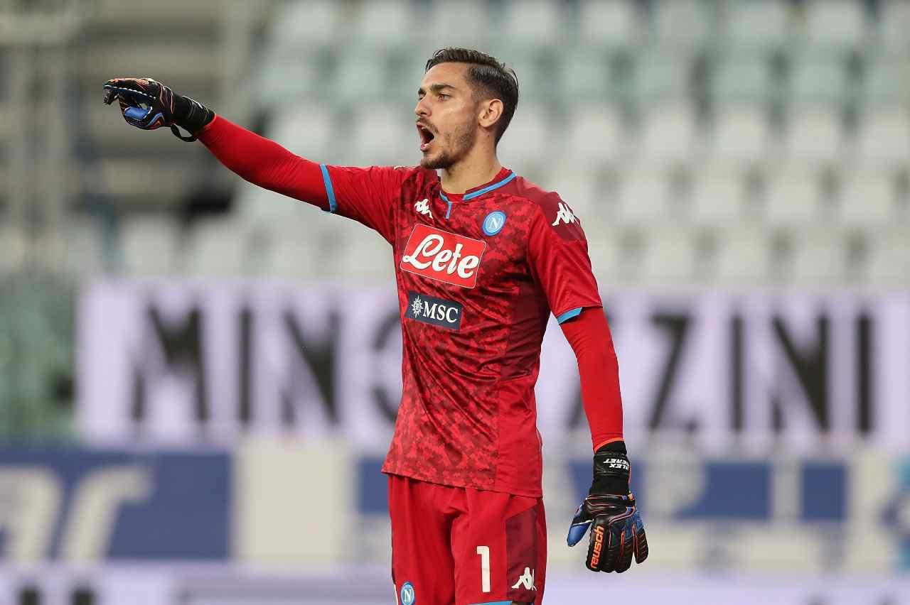 Calciomercato Napoli, Meret al Torino: l'idea è uno scambio di prestiti