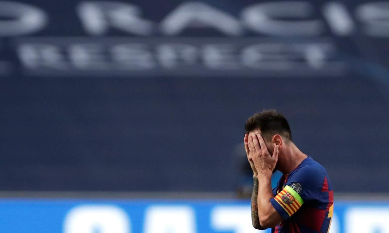 Champions League, nel 2005 le ultime semifinali senza Messi e CR7