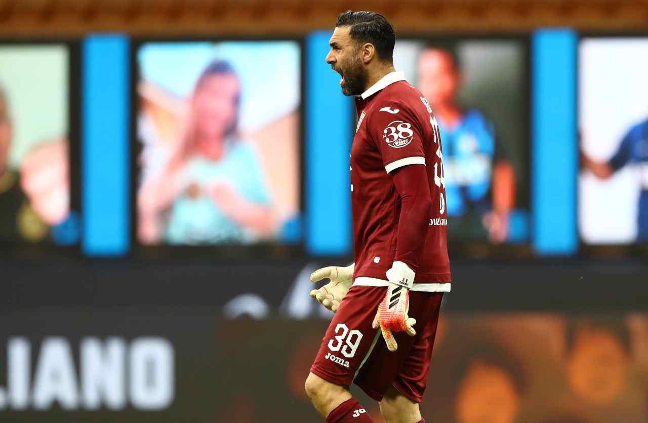 Calciomercato Napoli, il possibile scambio di prestiti con Sirigu