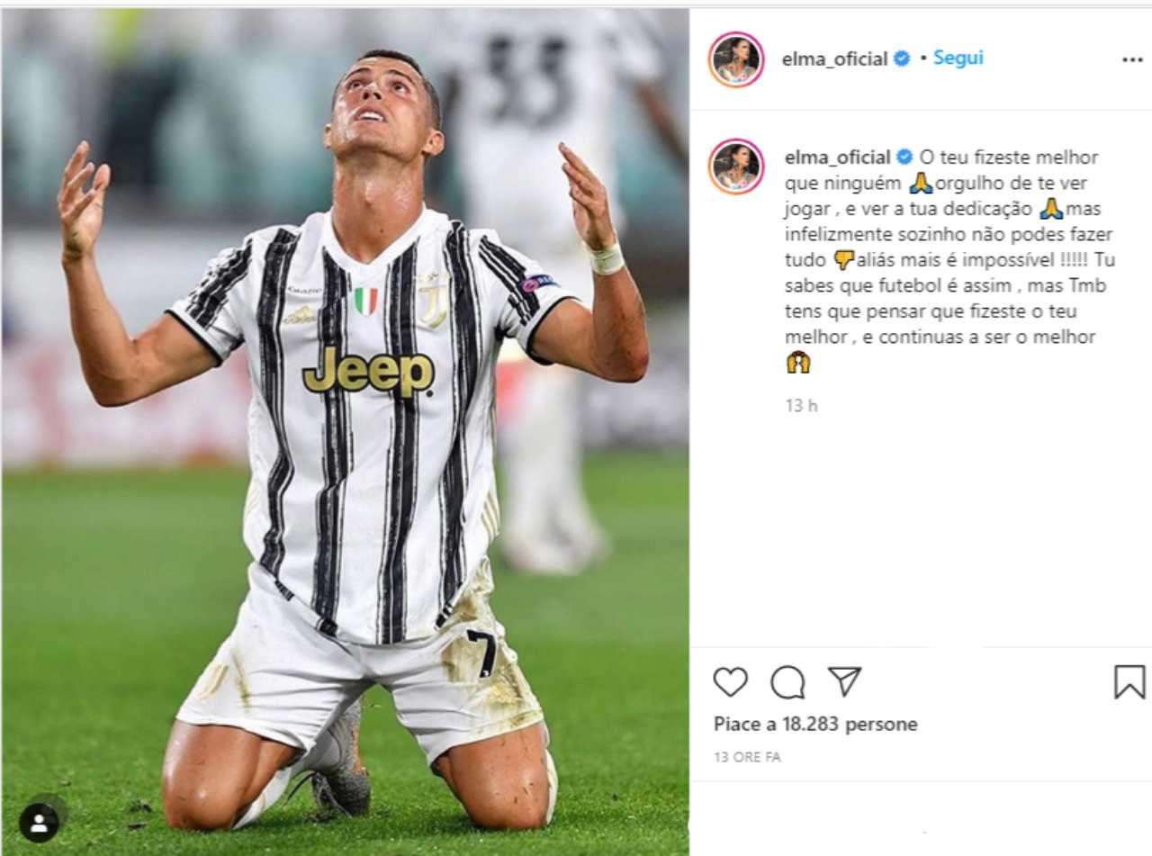 Lo sfogo sui social della sorella di Cristiano Ronaldo (Getty Images)