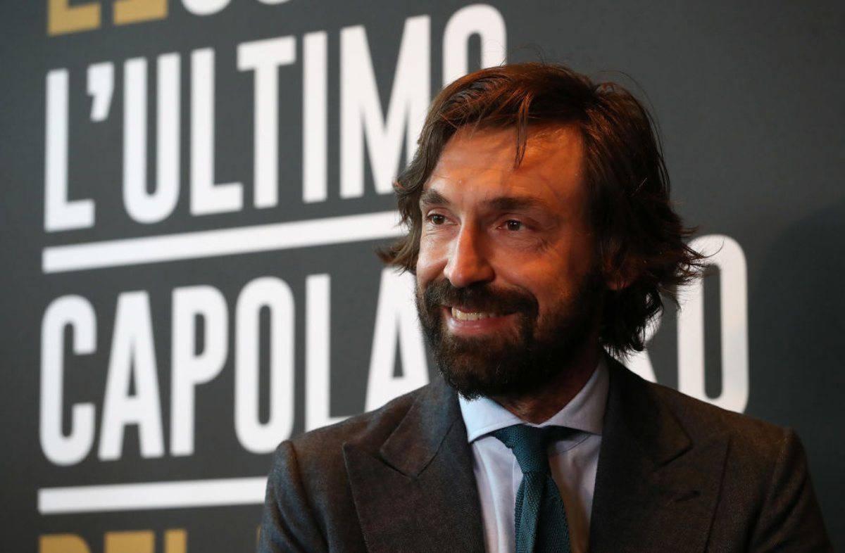 Juventus, le parole di Pirlo dopo la vittoria sul Novara (Getty Images)