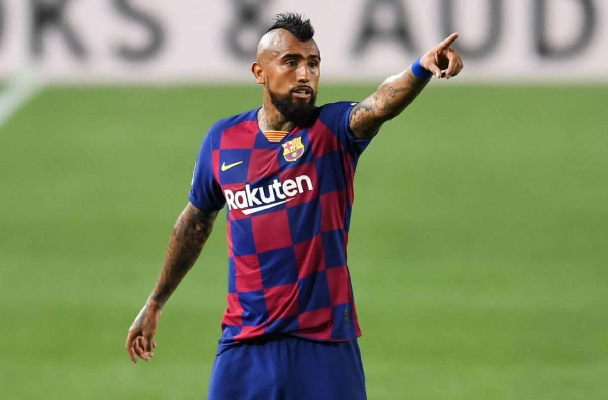Vidal, l'Inter attende il cileno (Getty Images)