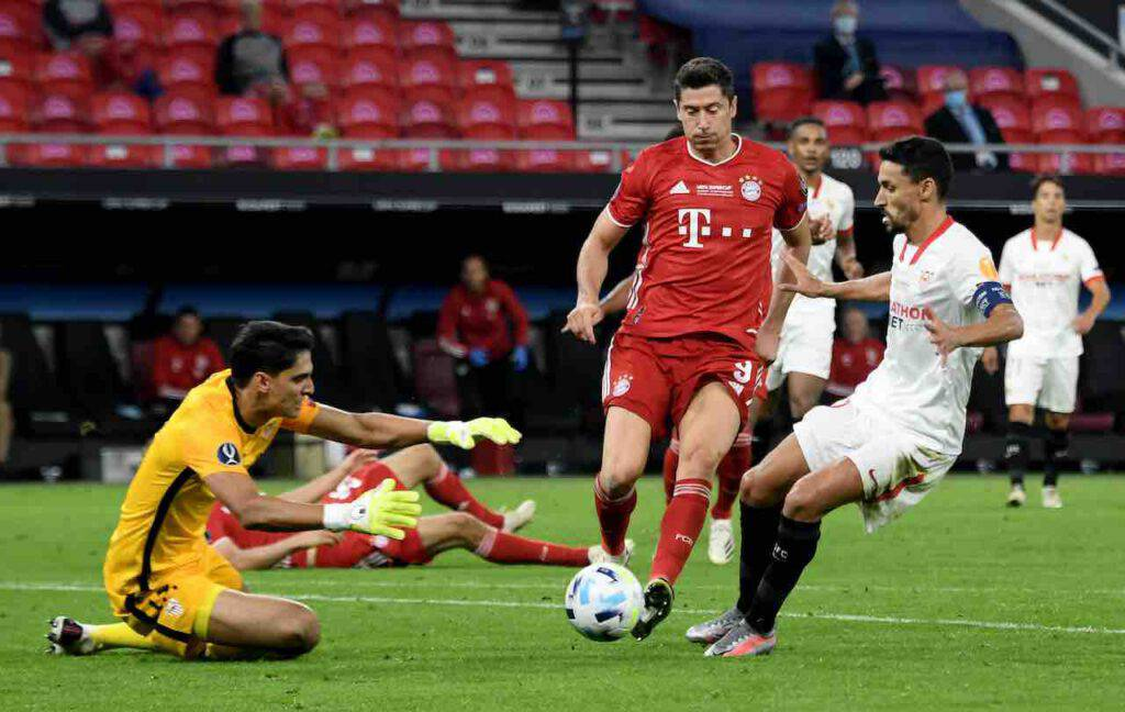 Bayern-Siviglia, la sintesi del match (Getty Images)
