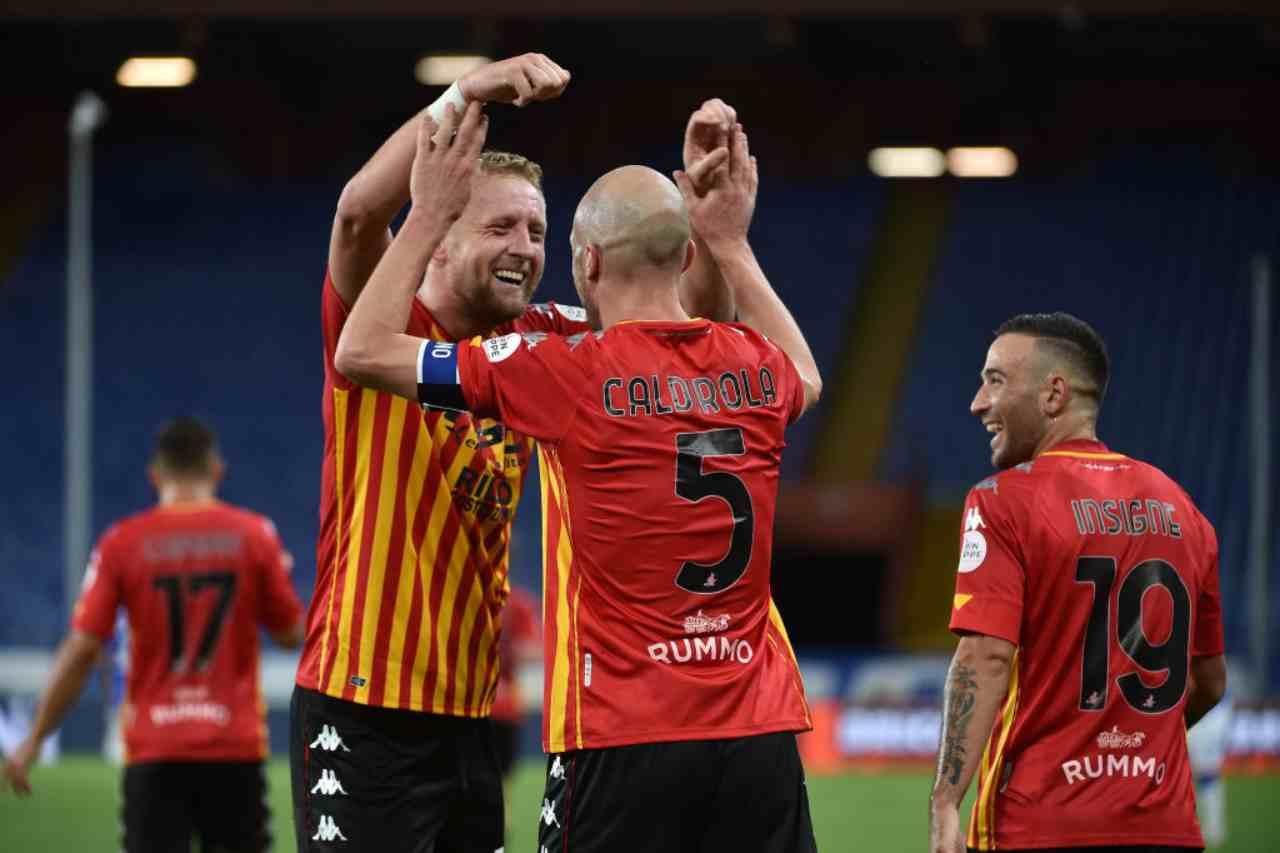Benevento-Inter, i precedenti della gara (Getty Images)
