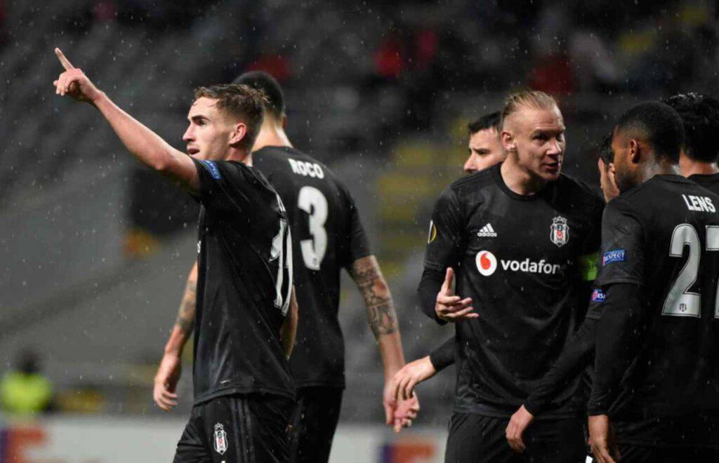 Super Lig, vince il Beşiktaş (Getty Images)