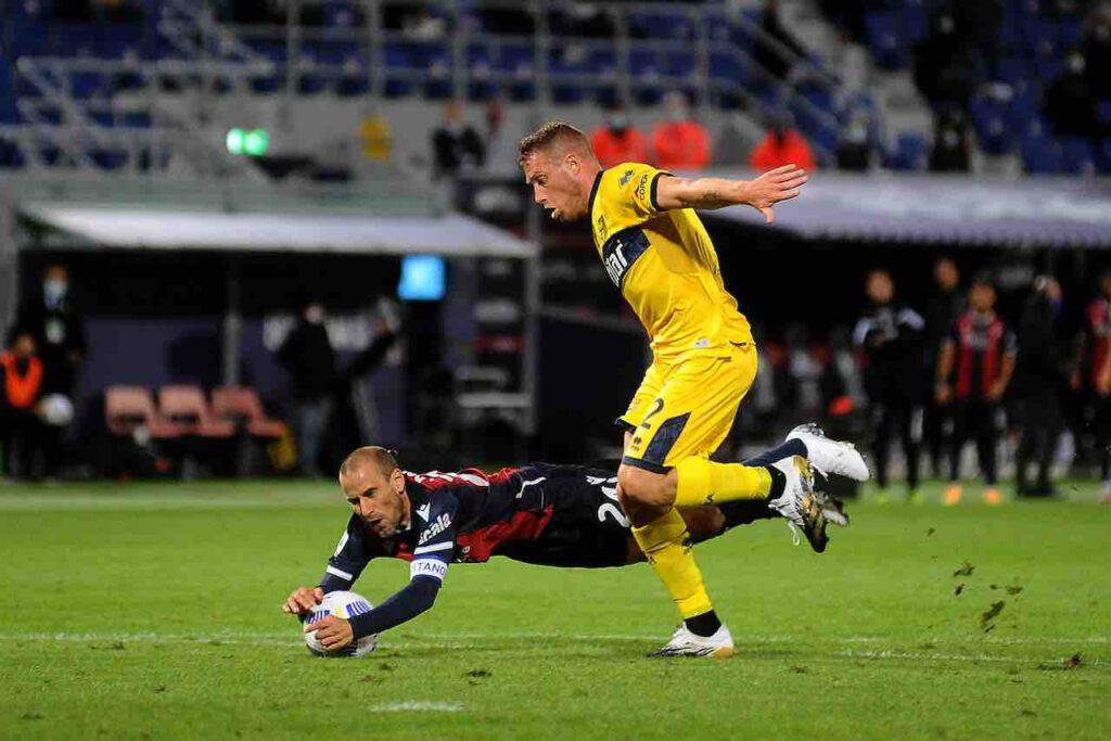 Bologna-Parma, la sintesi del match (Getty Images)