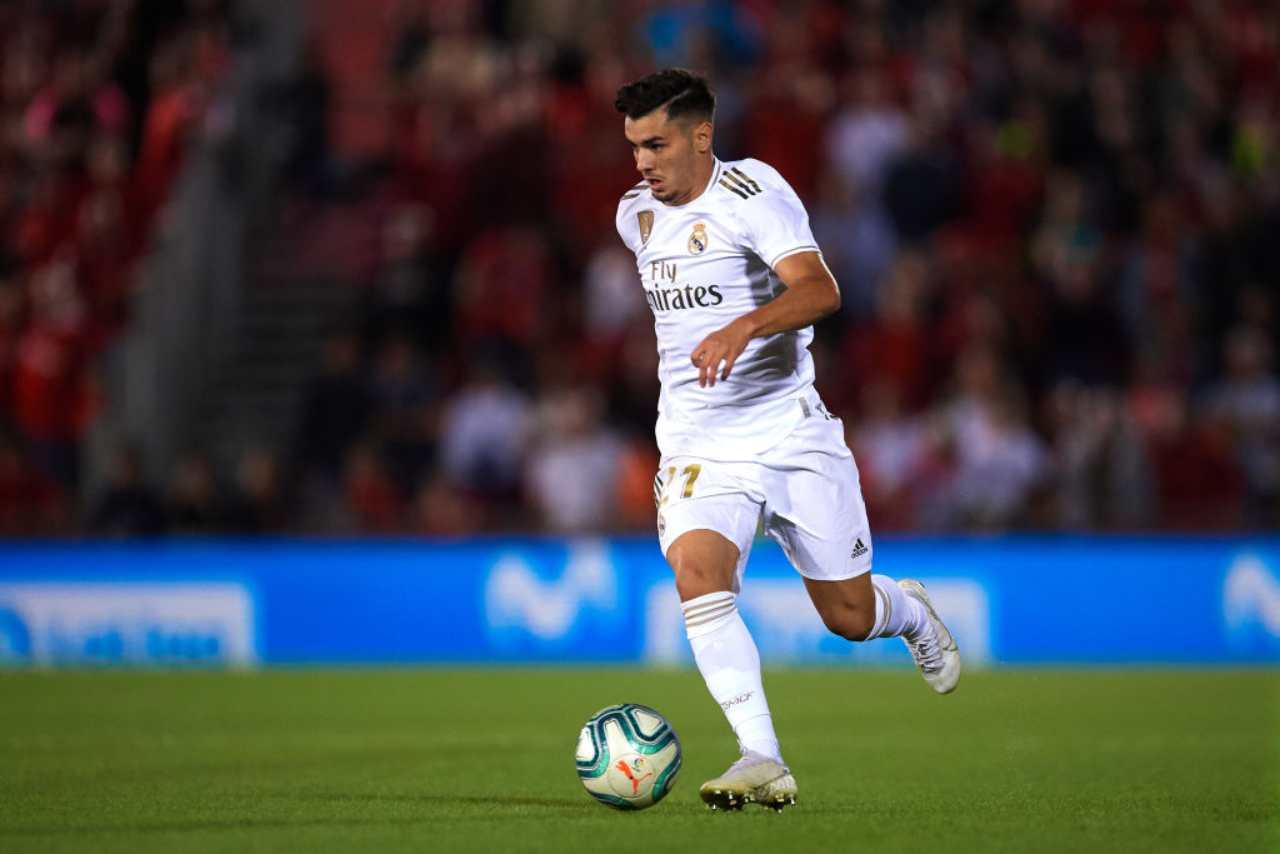Brahim Diaz ad un passo dal Milan (Getty Images)