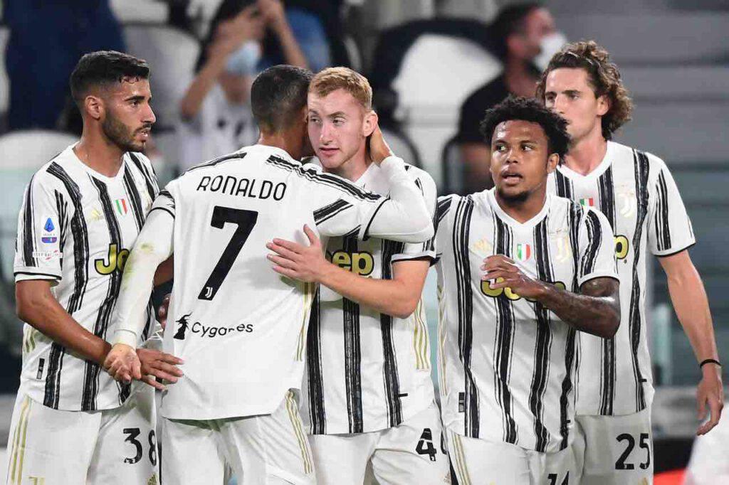 Buona la prima per Andrea Pirlo, la Juventus vince e convince (Getty Images)