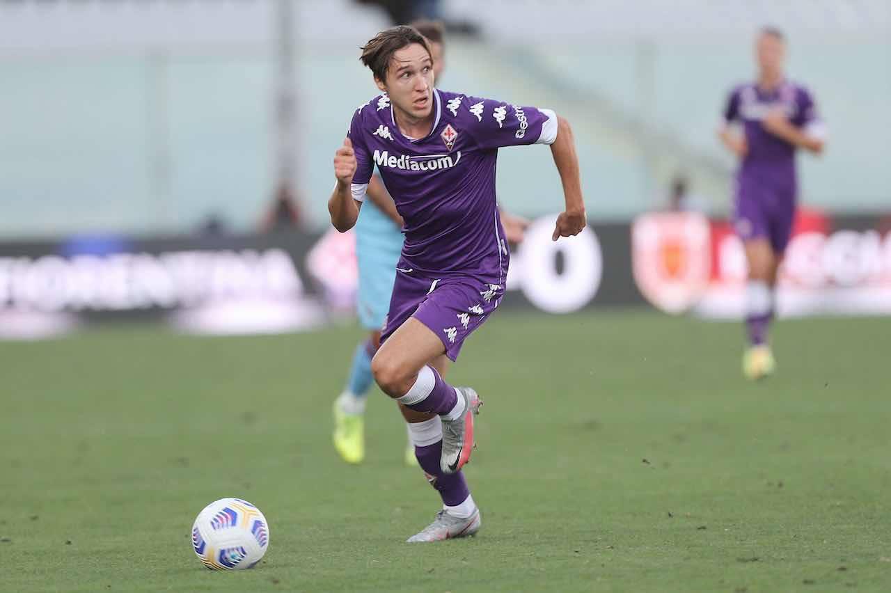 Fiorentina e Juve: affare Chiesa e futuri incerti
