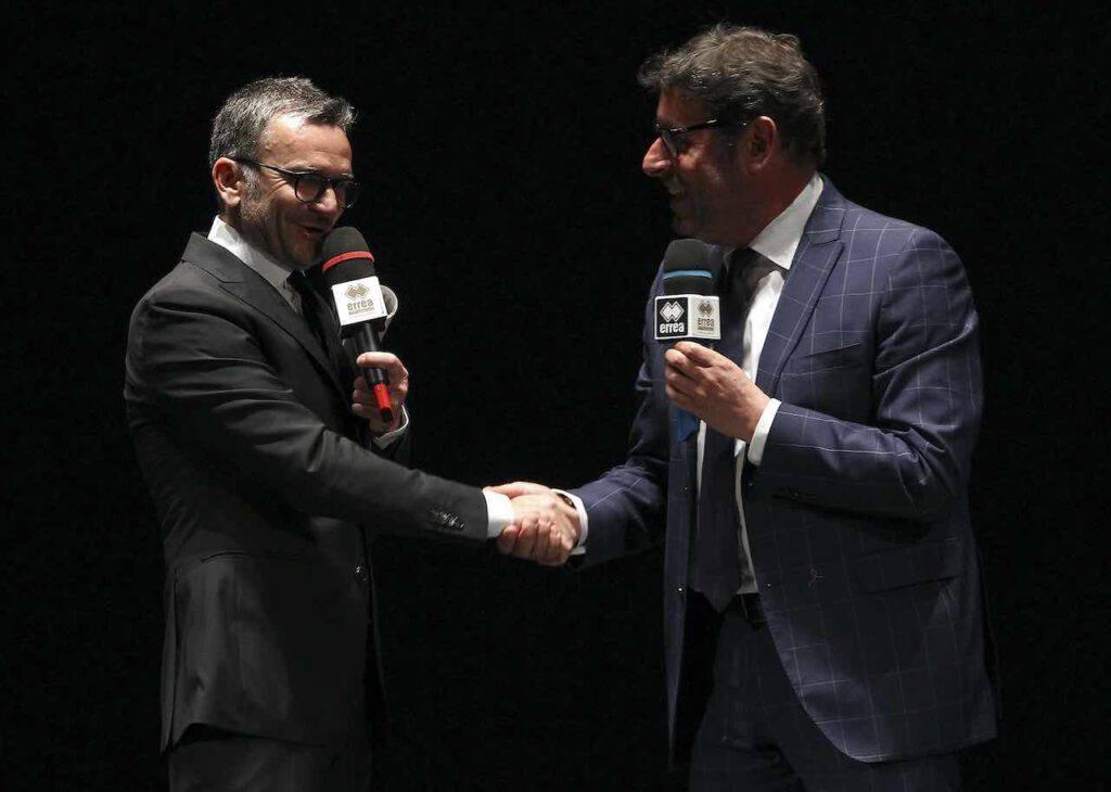 Conte risponde piccato a Bonan in diretta su Sky (Getty Images)