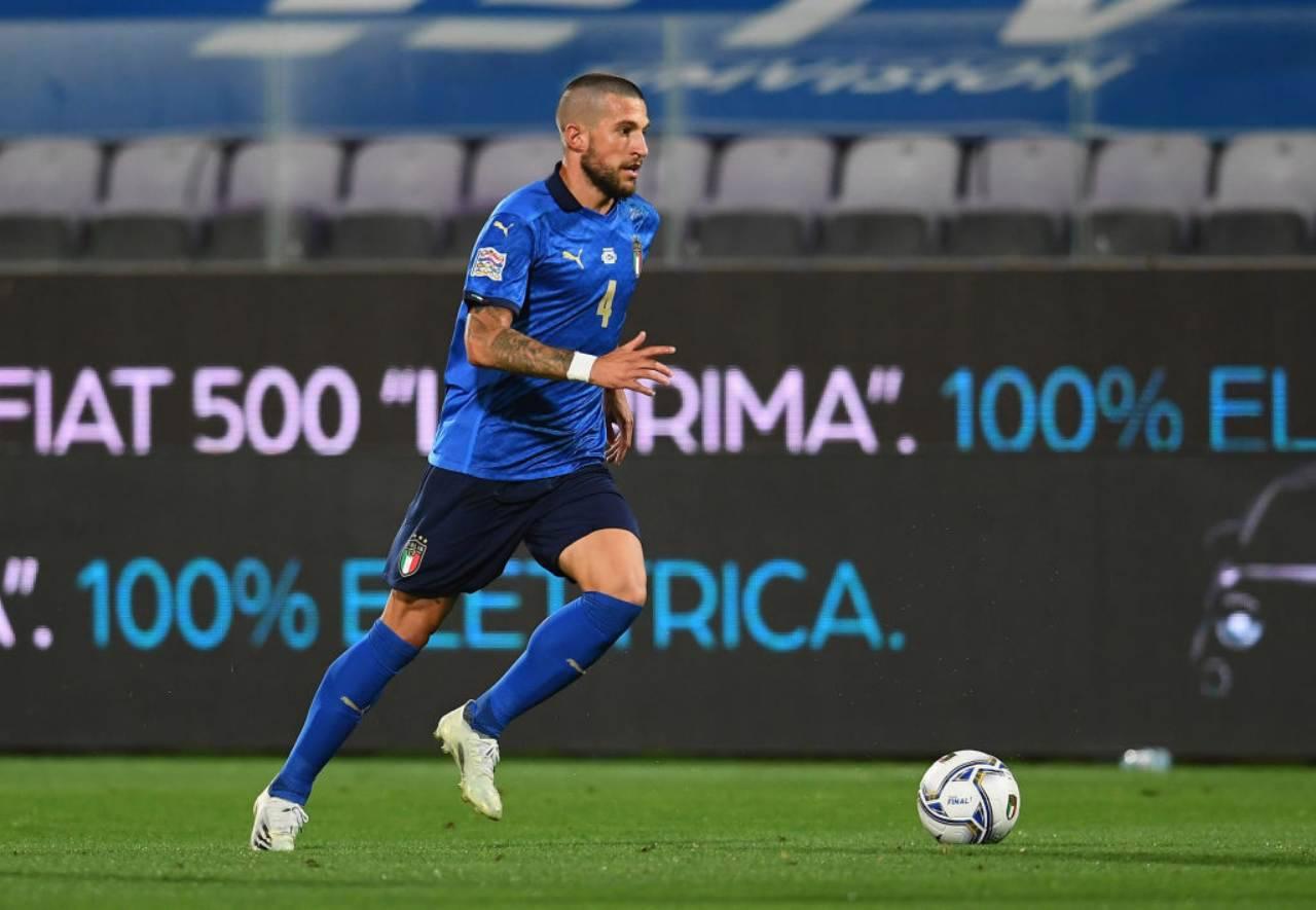 Cristiano Biraghi, dopo l'Inter è pronto ad approdare alla Roma (Getty Images)