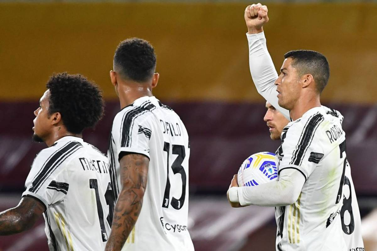 Roma Juventus Highlights