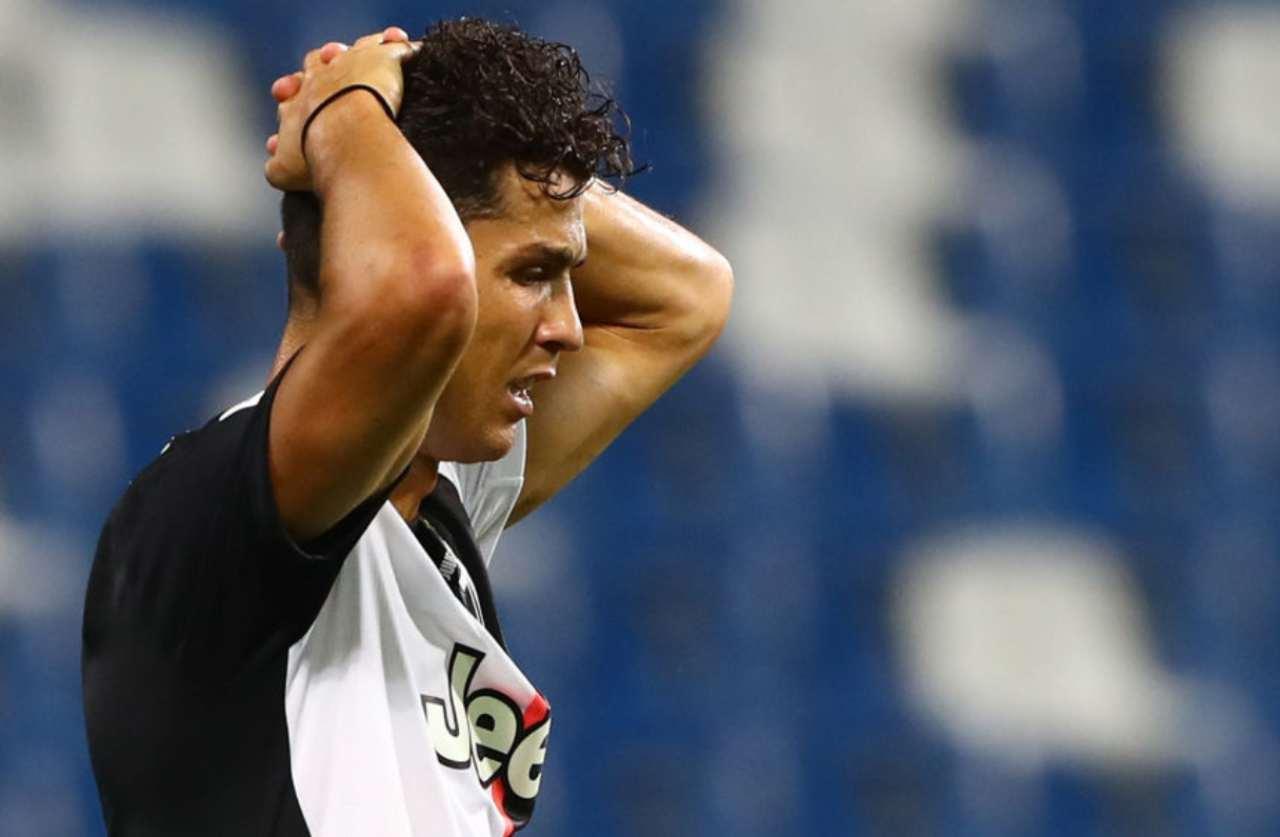 Cristiano Ronaldo fuori dalla top 10 dei giocatori più costosi (Getty Images)
