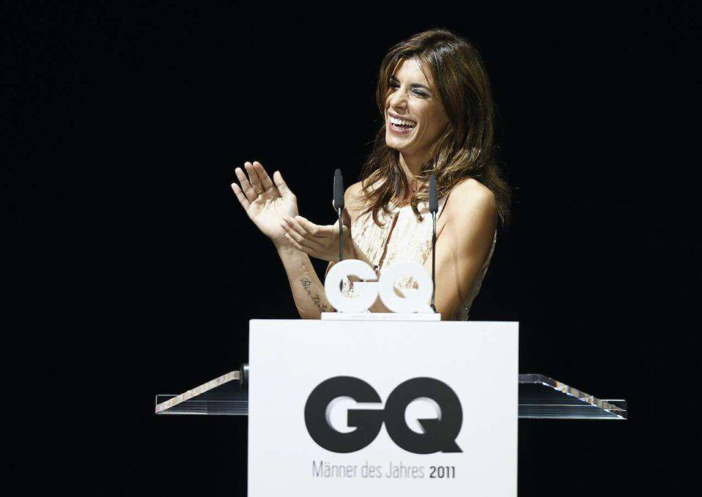 Elisabetta Canalis, allenamento vertiginoso esalta il lato B (Getty Images)