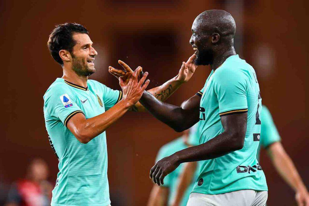 Genoa, idea Candreva si tratta con l'Inter (Getty Images)