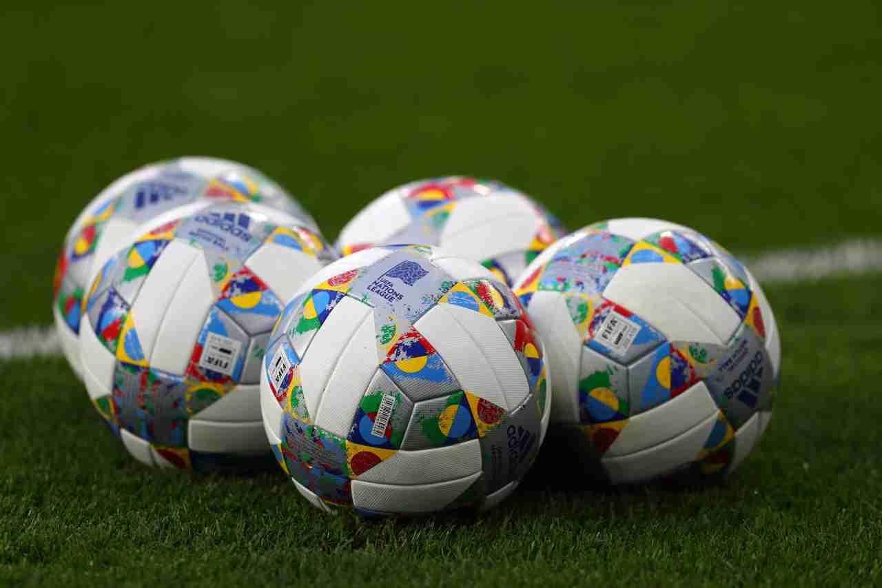 Nations League, le partite di giovedì 3 settembre